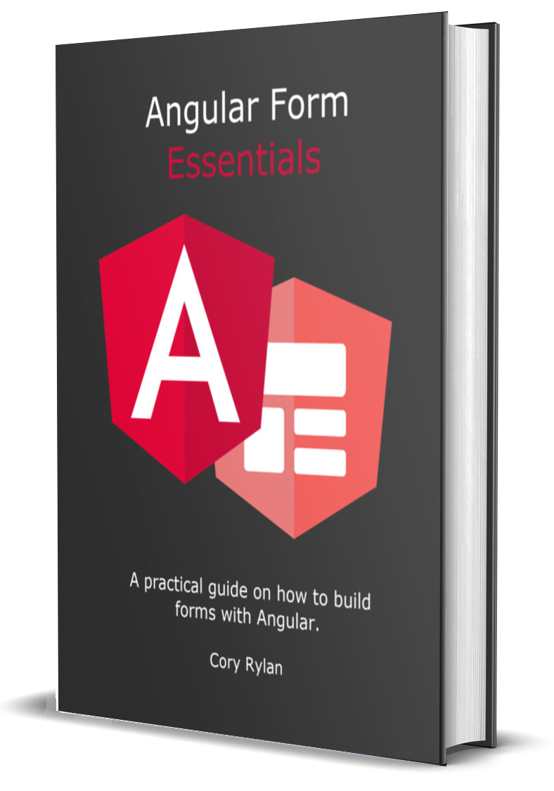 Angular Forms Essentials Book